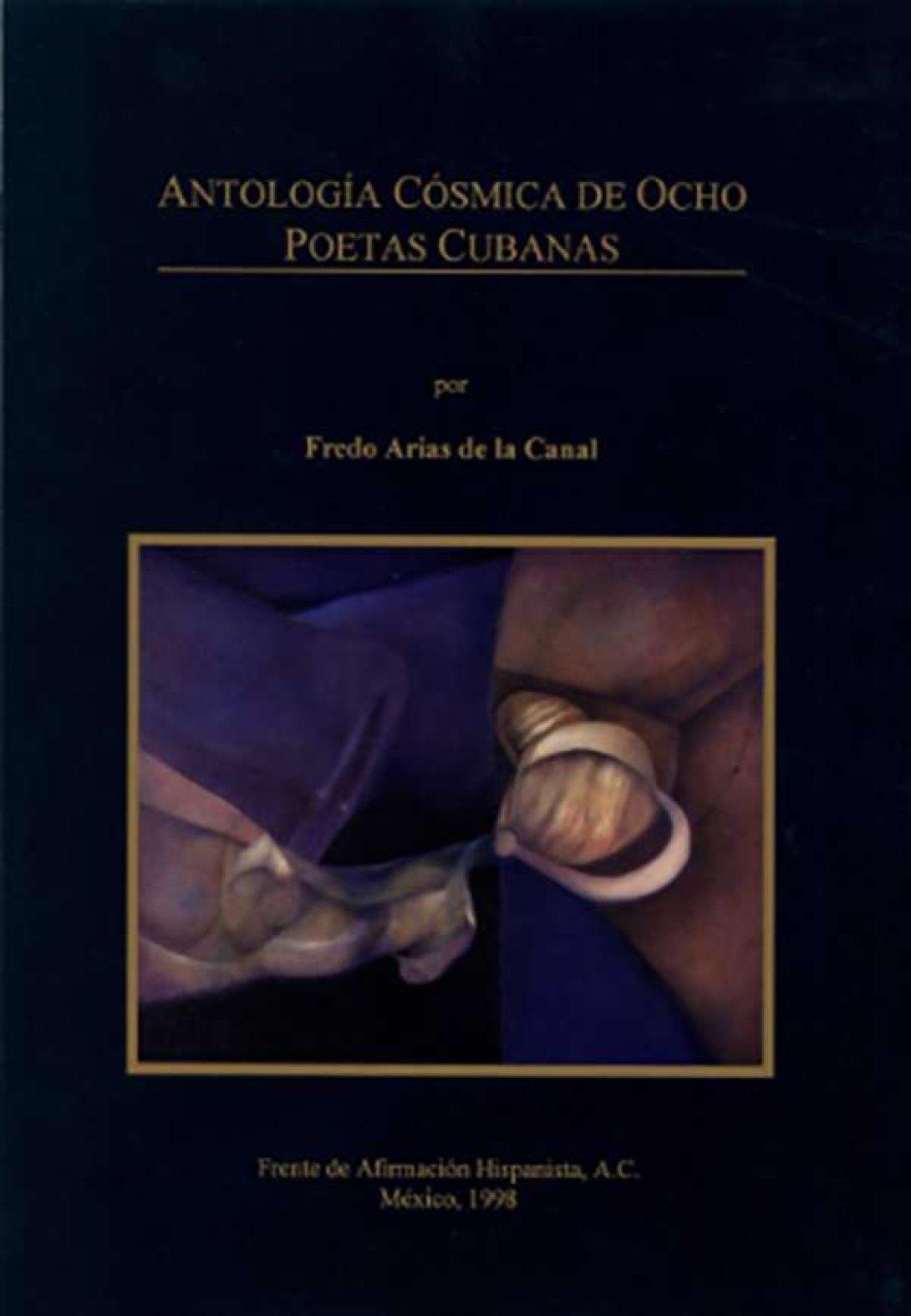 Antología Ocho poetas cubanas (Frente de Afirmación Hispanista, México, 1998)