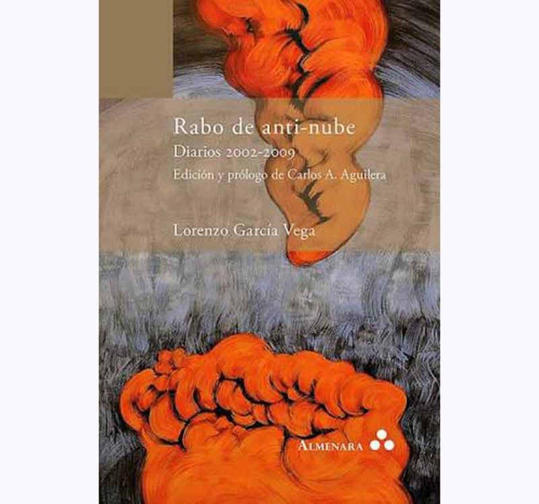 "Portada del libro ""Rabo de anti-nube"", de Lorenzo García Vega"