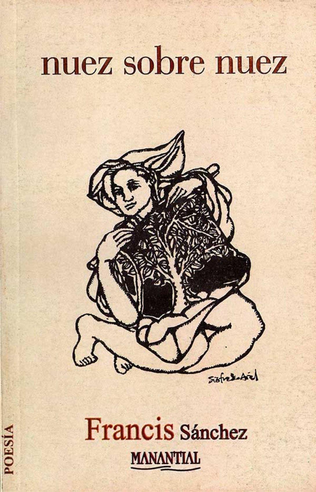 Portada del libro nuez sobre nuez de Francis Sánchez
