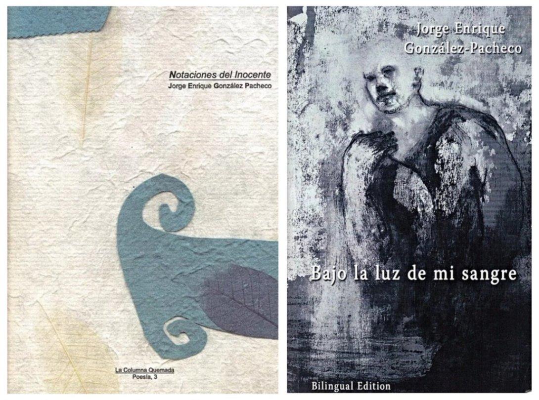 Dos poemarios de Jorge Enrique González.