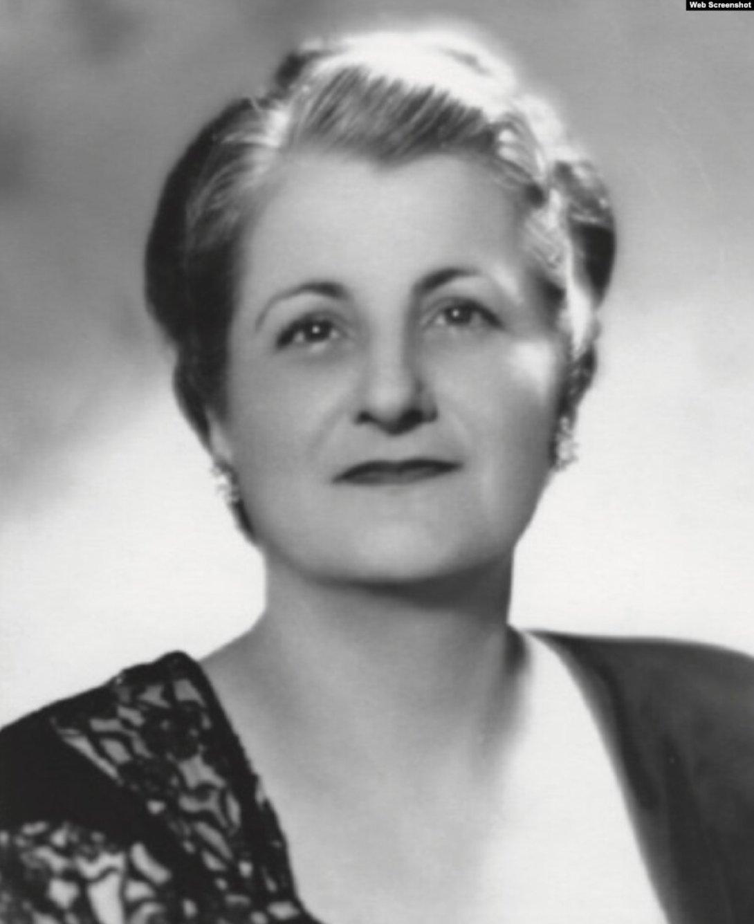 Ana María Rodríguez de Gutiérrez