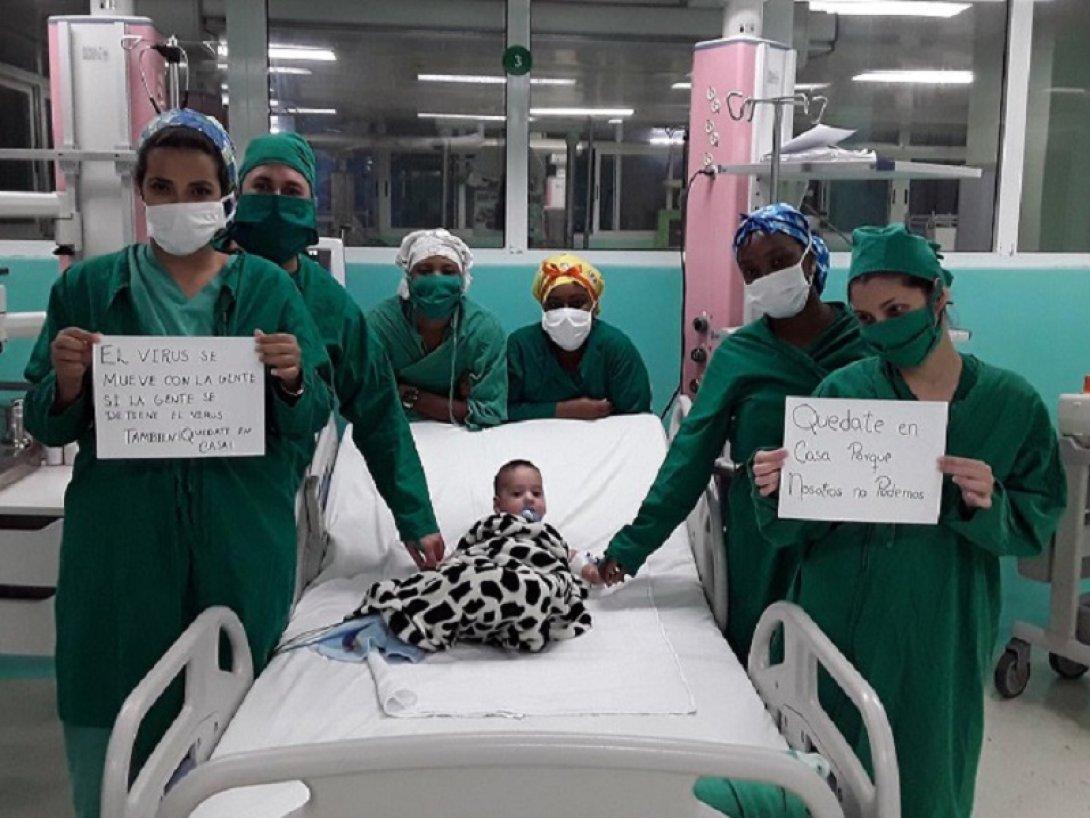 Enfermeras Cuba
