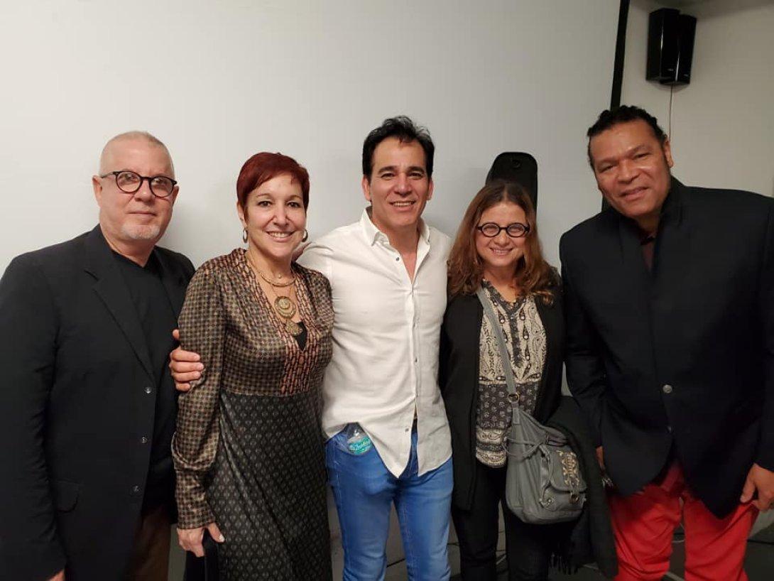 presentación en Miami del documental sobre Lezama Lima