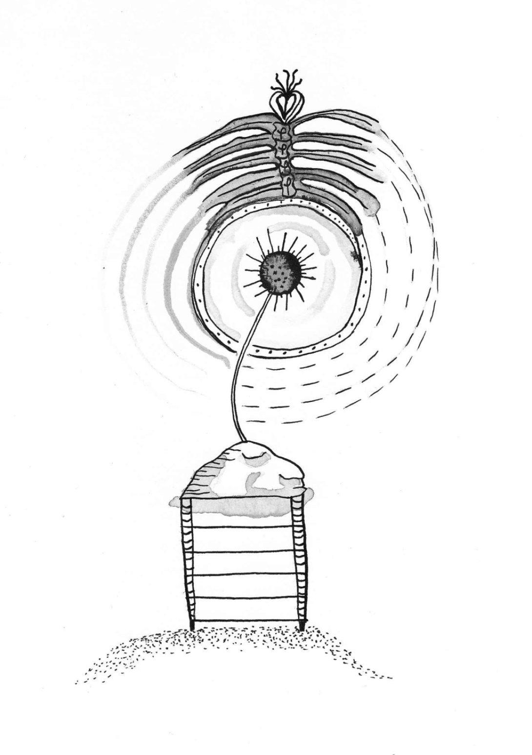 Ilustración de Jorge Luis Porrata, 7.