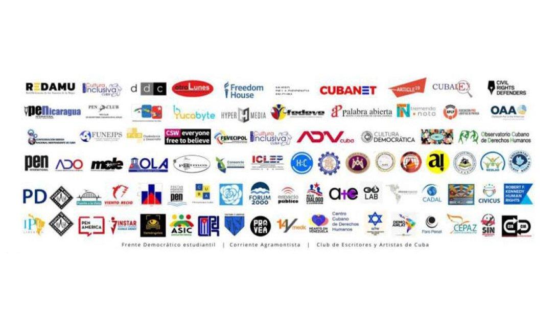 Logos de organizaciones
