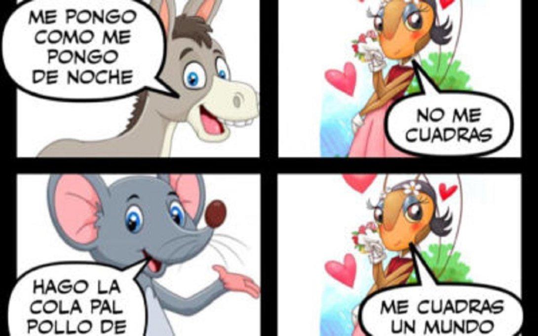 Meme cubano: Ratoncito Pérez y las colas
