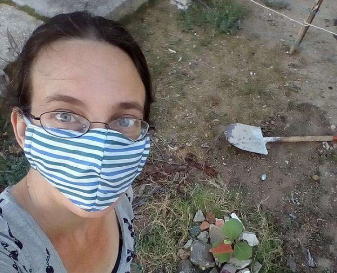 Ecologista y pintora: Nara Miranda