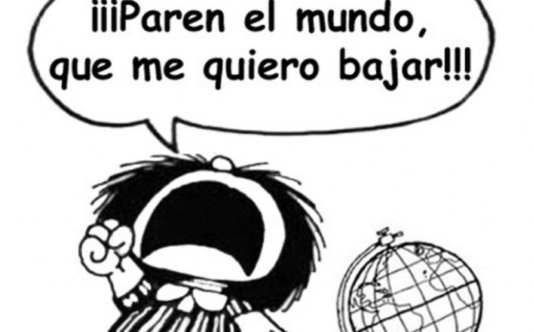 Paren el mundo