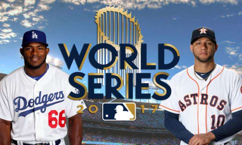 Baseball Worldseries promo