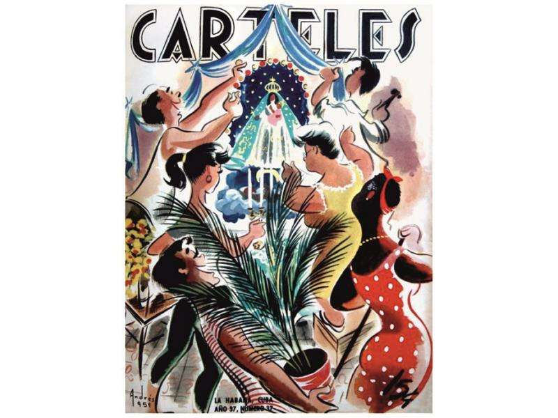 Revista Carteles, La Habana, 1959.