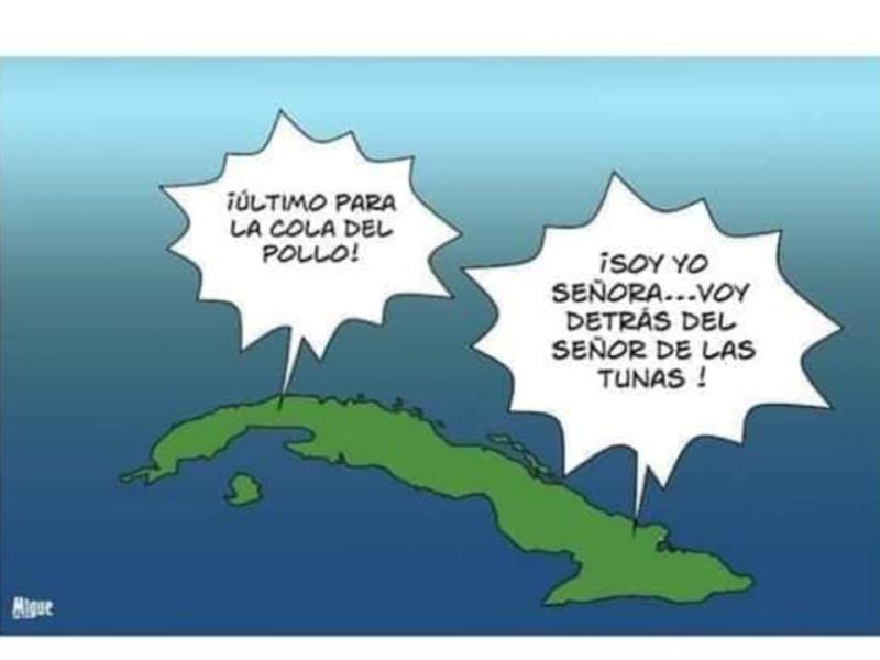 Memes. Cuba 6