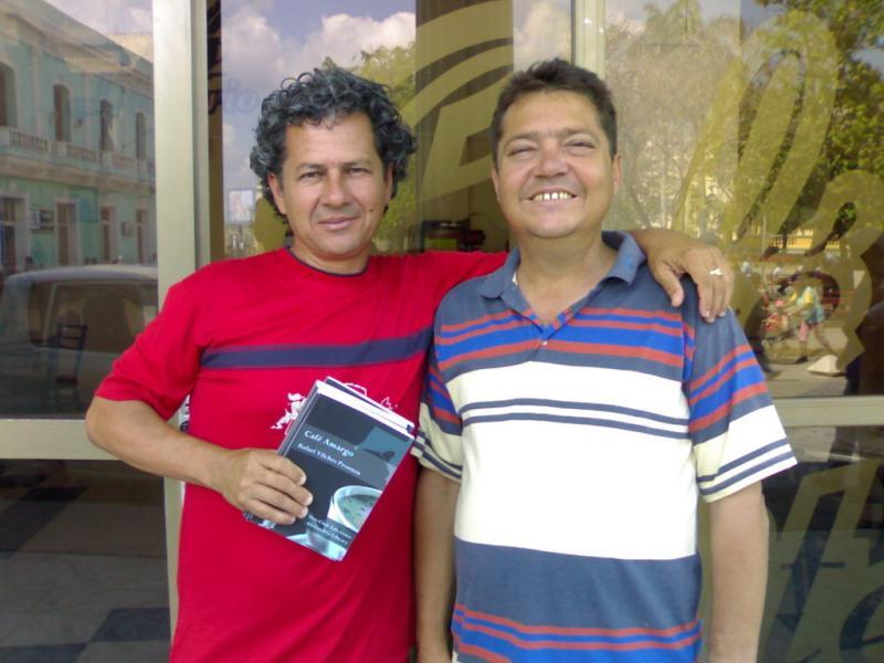 Rafael Vilches y otilio Carvajal.