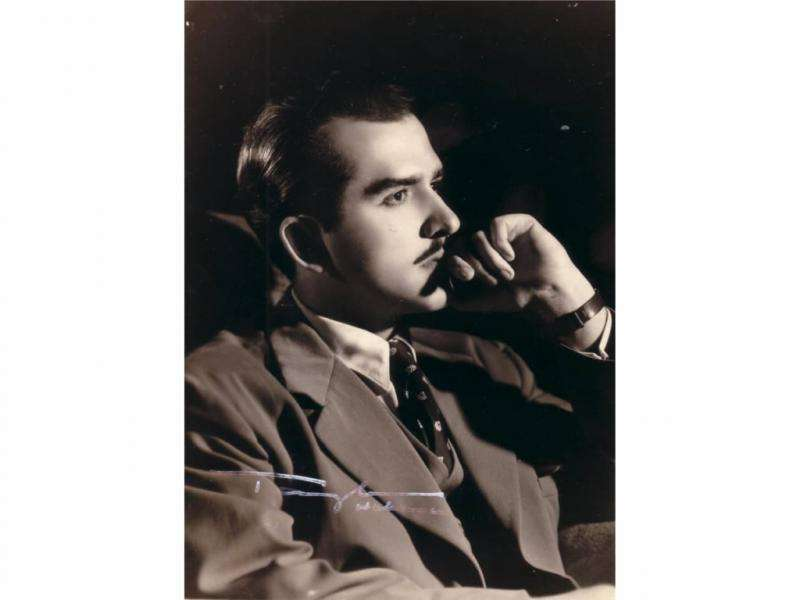 Andrés García Benítez (Holguín, 1916-1981), ilustrador de la revista Carteles.