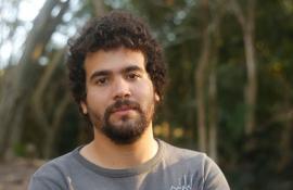 El realizador José Luis Aparicio.