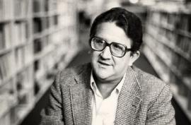 Poeta Heberto Padilla.