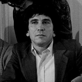 Escritor Reinaldo Arenas.