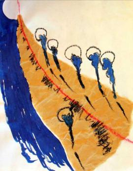 Pintura de Carlos Alberto Casanova -5